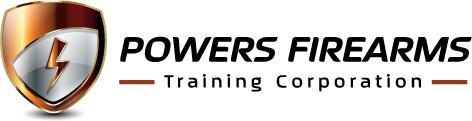 Powers Firearms Training Corporation logo